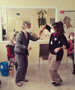 Actividades de estimulacion en Aulas Kalevi