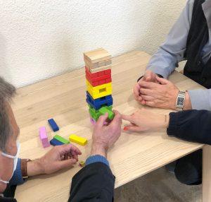 Talleres de estimulación funcional en Aulas Kalevi
